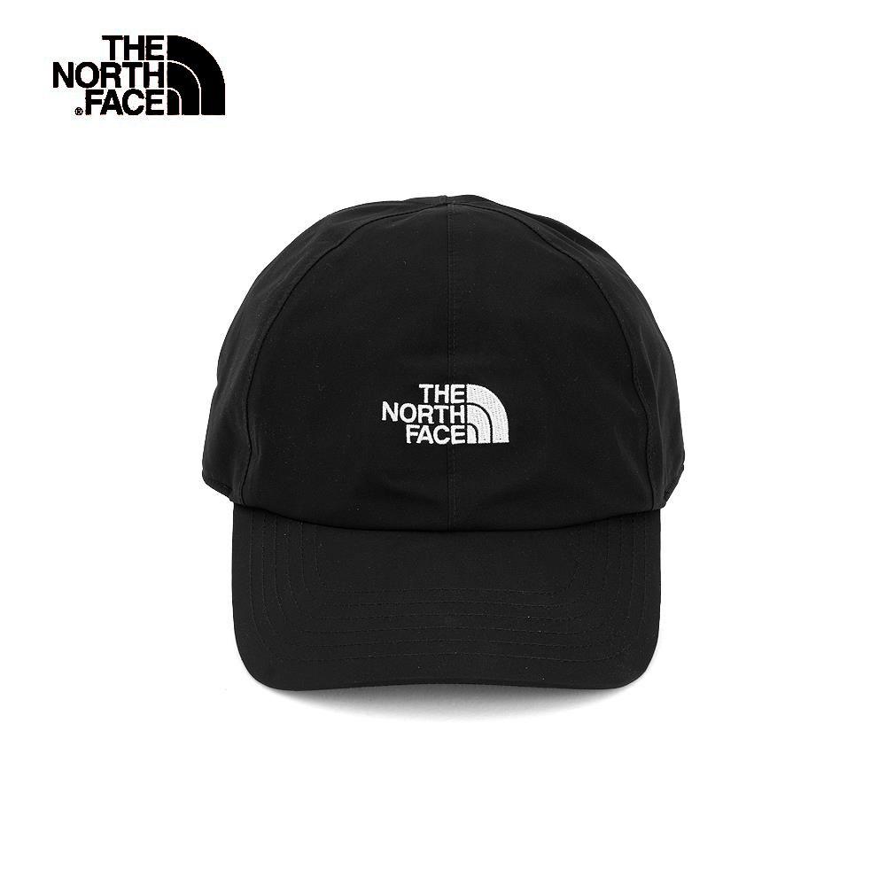 The North Face北面黑色吸濕透氣戶外休閒運動帽 A0BMKY4
