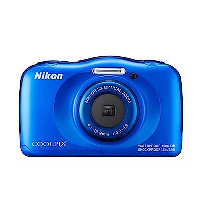 Nikon Coolpix W100 防水相機(公司貨)