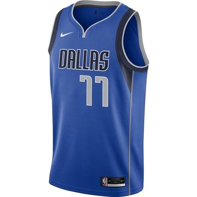 NIKE 背心 運動 球衣 NBA 獨行俠隊 男款 藍 CW3662489 DAL M NK SWGMN JSY ICON 20