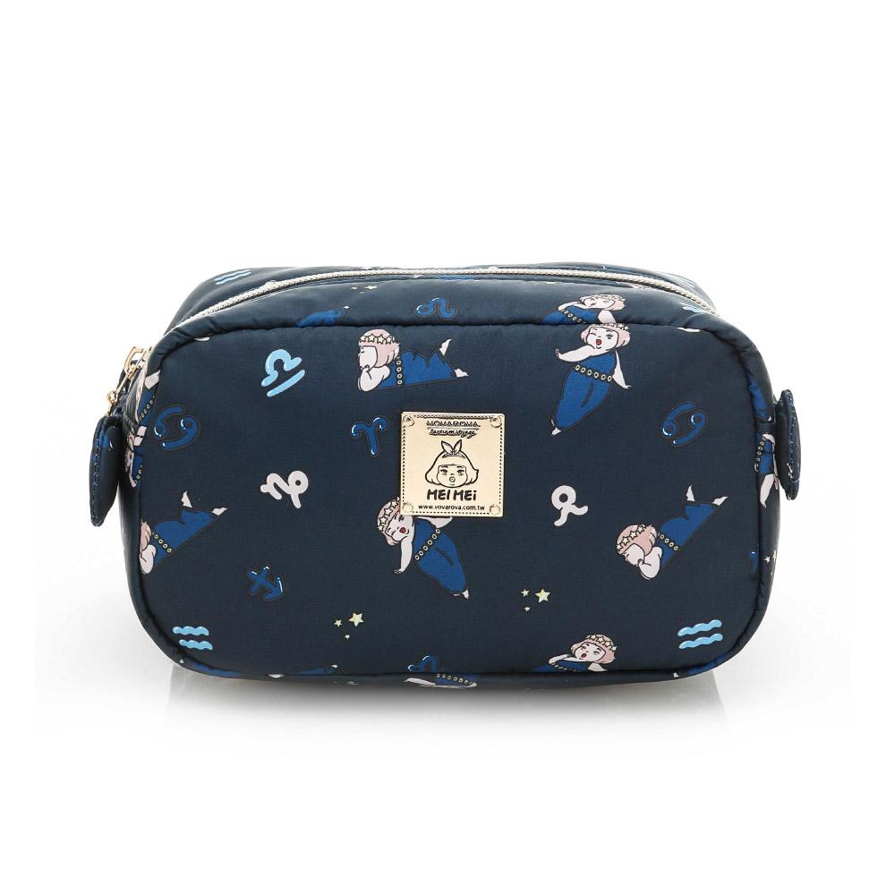 VOVAROVA空氣包-裝不滿化妝包-MEI MEI 聯名款-美好星情
