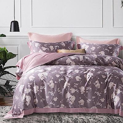 Lily Royal 60支頂級天絲 四件式兩用被床包組 雙人 奧利