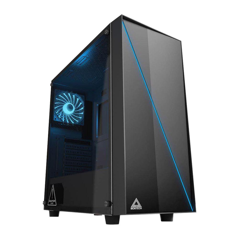 技嘉B360平台[機械天魔]i7六核GTX1660-6G獨顯電玩機