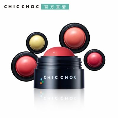 ★CHIC CHOC 輕質透光頰彩凍 8.5g(4色任選)