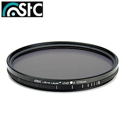 台灣製STC低色偏多層鍍膜Variable ND Filter ND16-ND4096減光鏡77mm濾鏡(薄框,抗刮抗污防刮防污防靜電抗靜電)全黑色VND濾鏡ND16-4096
