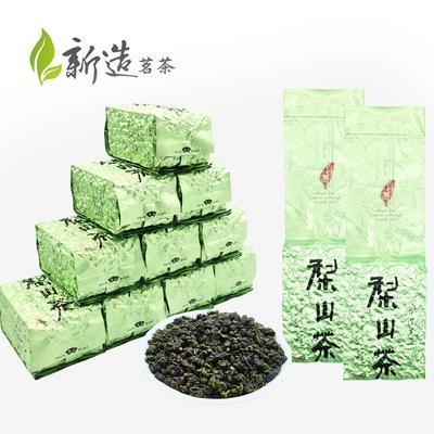 【新造茗茶】梨山頂級高山烏龍茶 真空包(150g*4包)