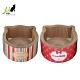 日本Gari Gari Wall(MJU) 貓頭造型貓抓板 (點點/條紋) (AIM-CAT006/AIM-CAT007) product thumbnail 1