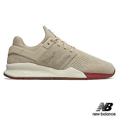 New Balance 復古鞋_MS247OC_中性_卡其