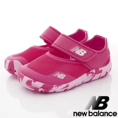 NewBalance 208超輕透氣鞋款 MG2桃紅(小童段)