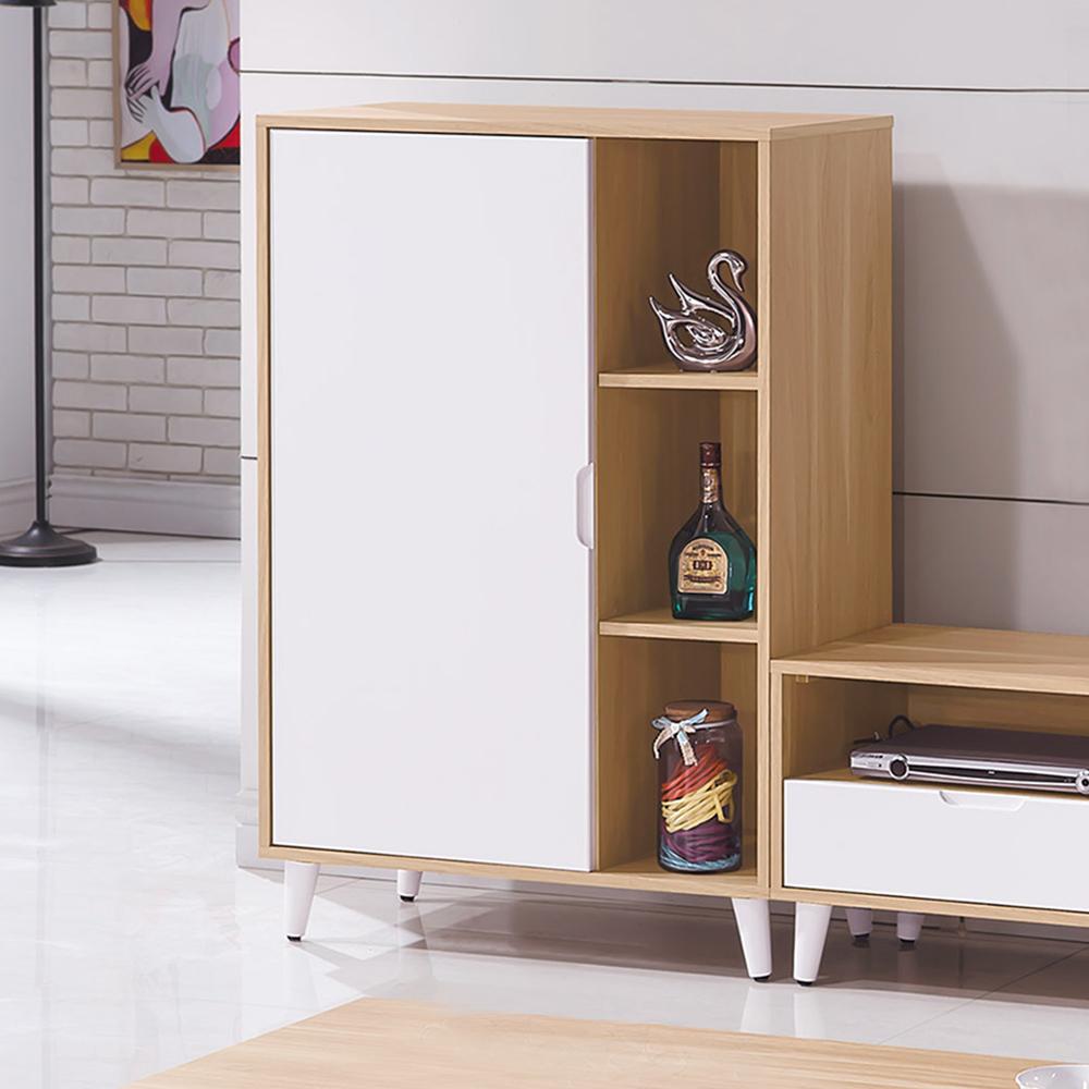 Boden-伊甸2.7尺展示置物櫃/收納櫃-80x40x120cm