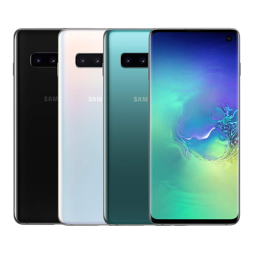 SAMSUNG  Galaxy S10 Samsung Galaxy S10(8G/128G)6.1吋四鏡頭智慧型手機