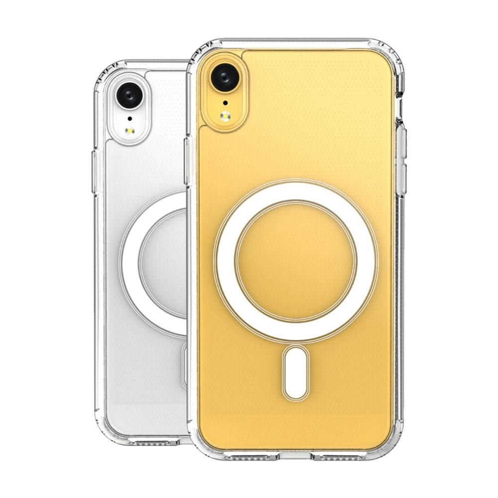 O-one軍功II防摔殼-磁石板 Apple iPhone XR 6.1吋 美國軍事防摔 磁吸式手機殼 保護殼