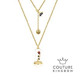 Disney Jewellery by Couture Kingdom 永生玫瑰花鍍金項鍊