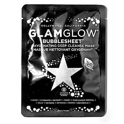 GLAMGLOW 活氧泡泡淨化面膜 單片裝