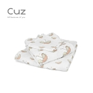 Cuz 雨傘咖啡杯(紗布巾)30cm(2入)