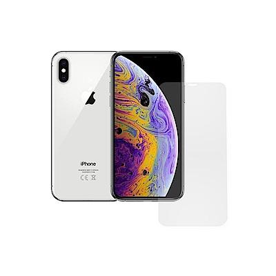 LUCCIDA Apple iPhone Xs 超極薄9H玻璃膜