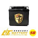 【日本KOTSURU】 8馬赫 機車鋰鈦超電池 (5B)
