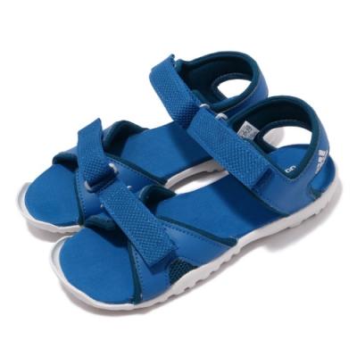 adidas 涼拖鞋 Sandplay OD 穿搭 女鞋