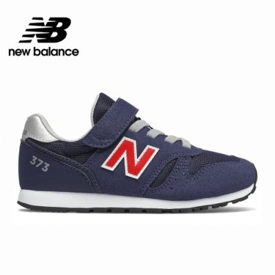 【New Balance】童鞋_中性_深藍色_YV373CS2-W楦