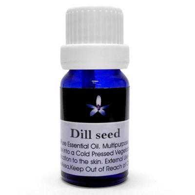 Body Temple  蒔蘿芳療精油(Dill Seed)10ml