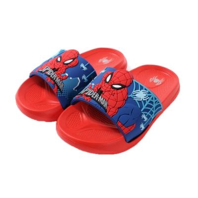 台灣製蜘蛛人美型拖鞋 sa99012 魔法Baby