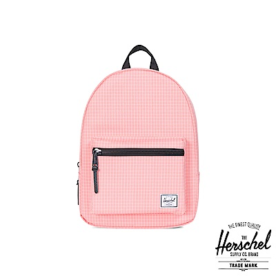 Herschel Grove XS 後背包-粉色格紋