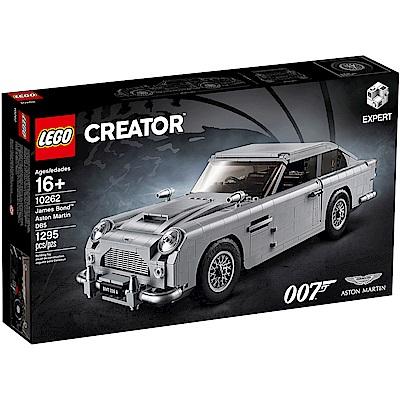 樂高LEGO Creator Expert系列 - LT10262 詹姆士龐德 奧斯頓馬丁
