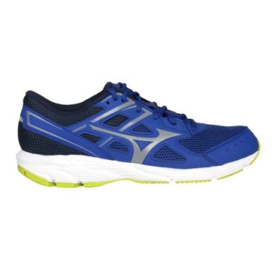 MIZUNO SPARK 6 男慢跑鞋-路跑 訓練 美津濃 K1GA210340 丈青藍灰