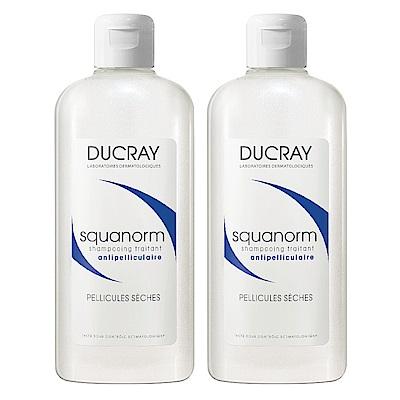 DUCRAY護蕾 舒緩抗屑洗髮精(2入特惠組)