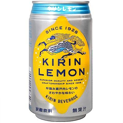 KIRIN 碳酸飲料-檸檬風味(350g)