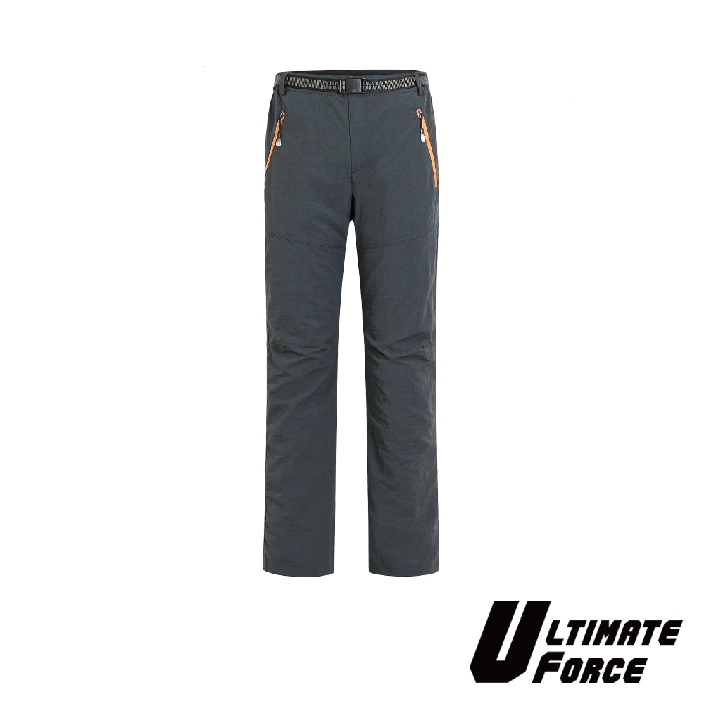 Ultimate Force「衝鋒」女款速乾工作褲-灰色