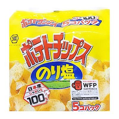 湖池屋洋芋片-海苔鹽味(140g)