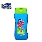 Suave Kids 兒童洗護二合一洗髮精 355ml_低敏溫和草莓味