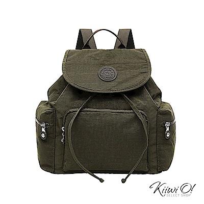 Kiiwi O! 實用機能系列後背包 KIMBER 軍綠