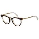 FENDI 廣告主打 光學眼鏡 (琥珀色)FF0115
