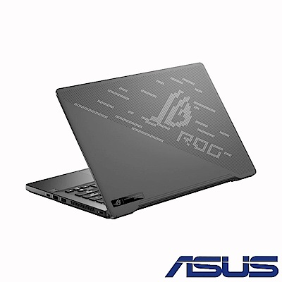 ASUS GA401IU 14吋電競筆電 (R7-4800HS/GTX1660Ti/16G/1T SSD/ROG Zephyrus G14/日蝕灰-有燈)