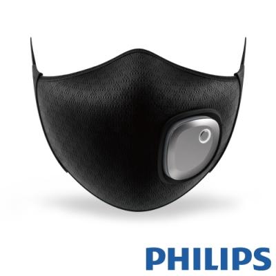 (限量領券再折)PHILIPS飛利浦 智能口罩 口罩型空氣清淨機