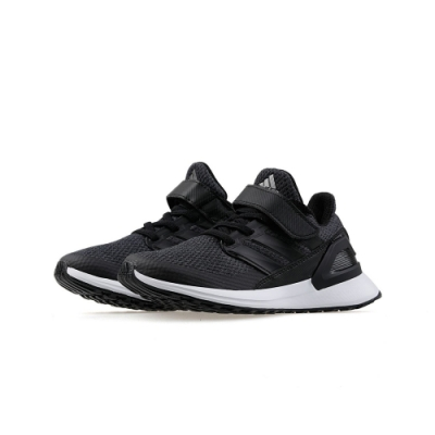 ADIDAS RapidaRun EL C 中大童跑步鞋-EE7076