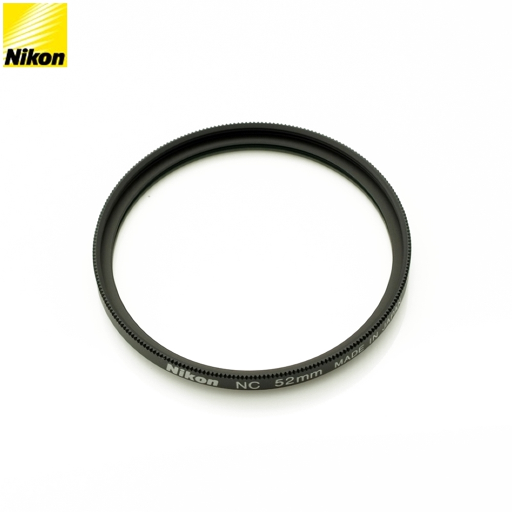 原廠Nikon鏡頭保護鏡52mm,Neutral Color Fiter