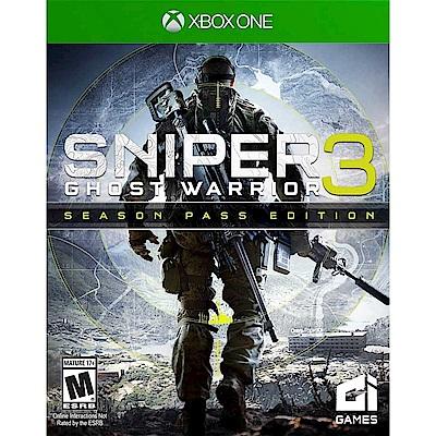 狙擊之王:幽靈戰士 3 季票版 Sniper Ghost - XBOX ONE 英文美版