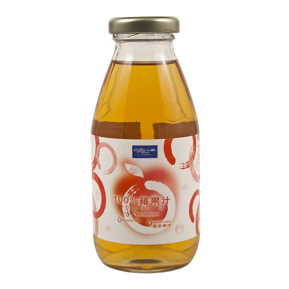 珈的工房 100%蘋果汁 (300ml*24入)