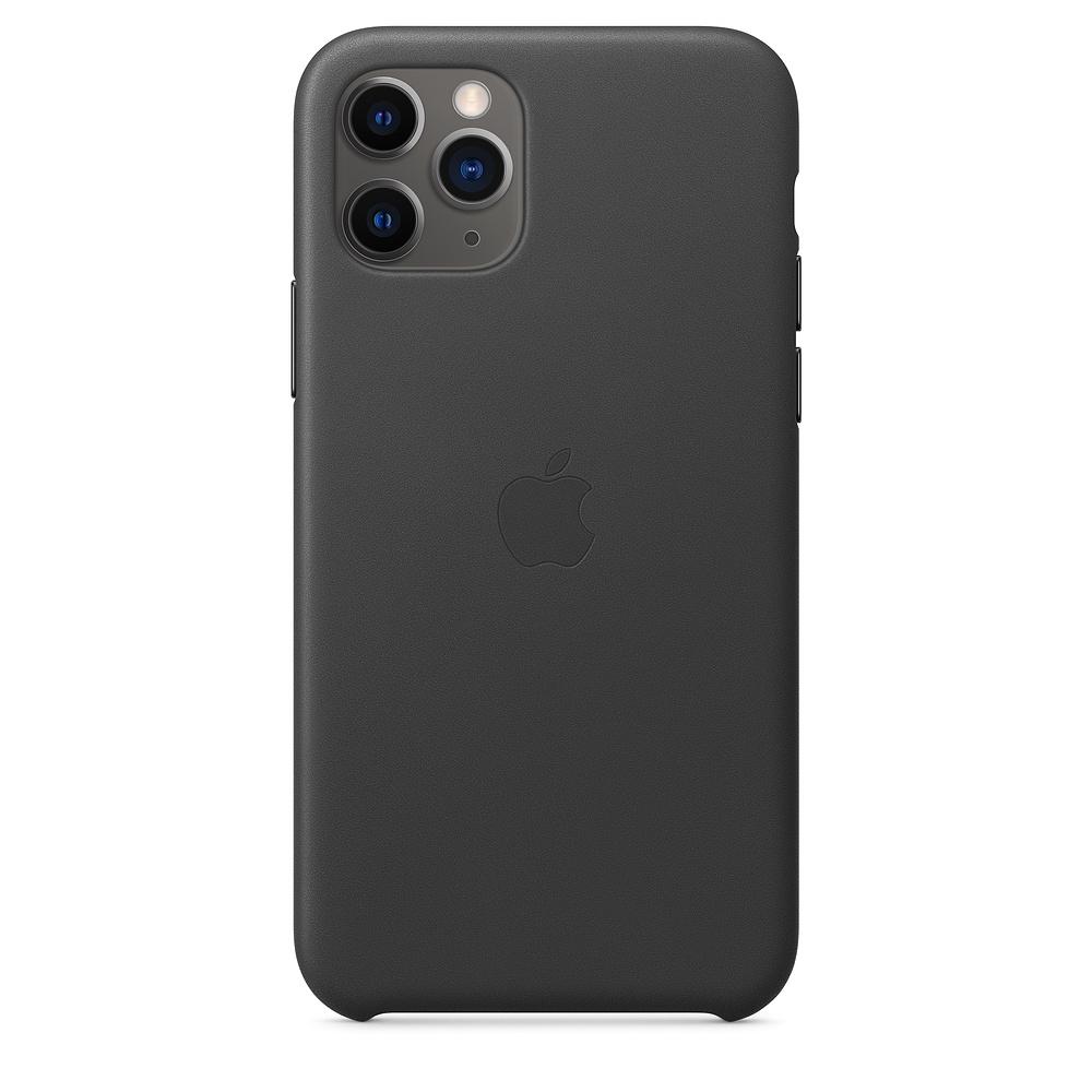 原廠 Apple iPhone 11 Pro Max皮革保護殼 product image 1