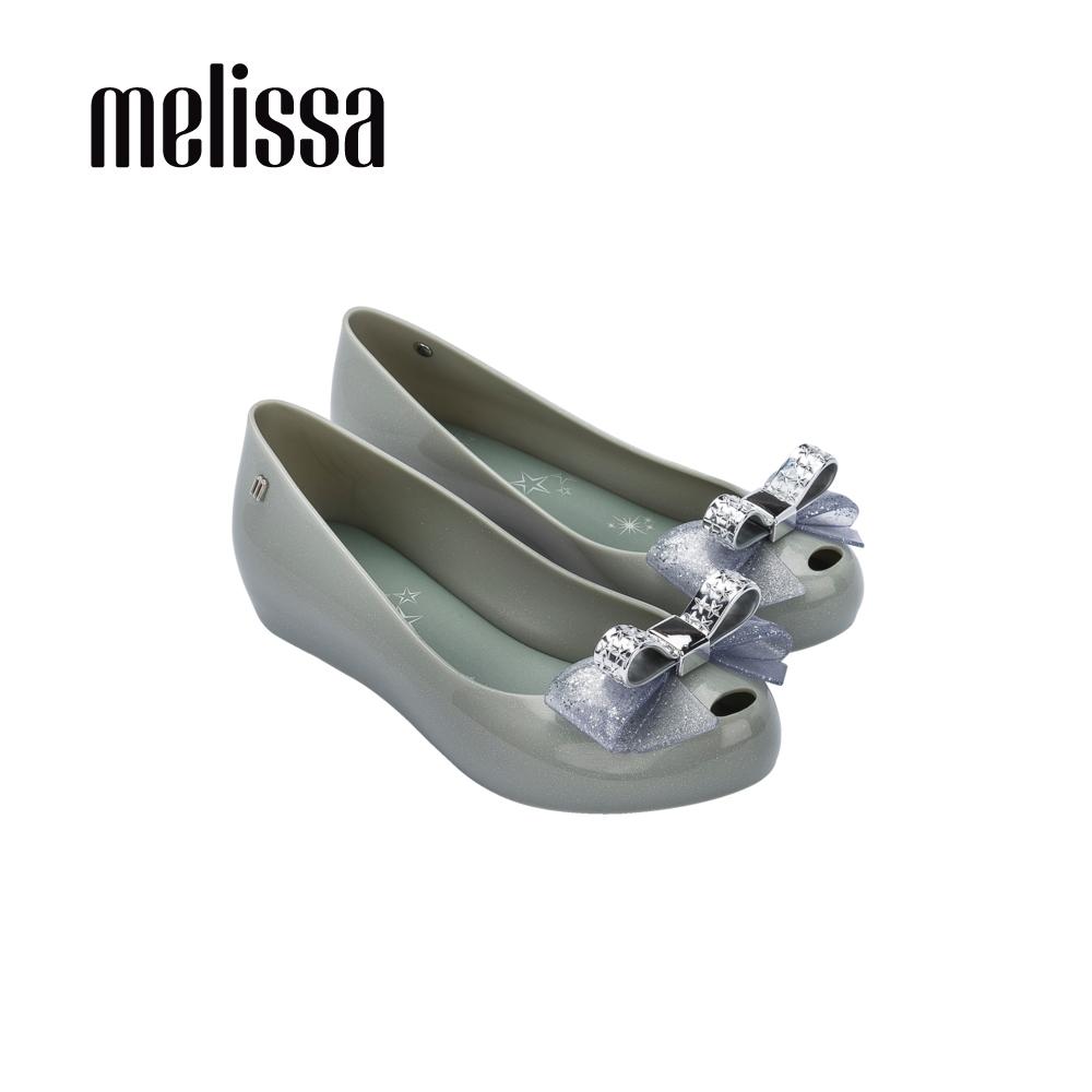Melissa ULTRAGIRL星星立體蝴蝶結娃娃鞋-綠