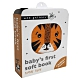 Baby's First Soft Book:TipToe Tiger 老虎的探險布書 product thumbnail 1