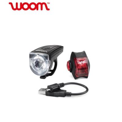 woom 自行車燈