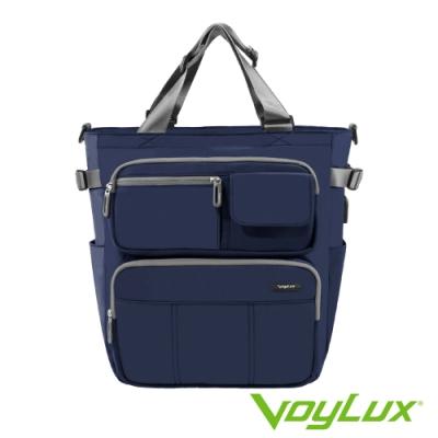 VoyLux 伯勒仕-VANTAGE系列 四用托特包-藍色3581119