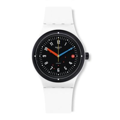Swatch 51號星球 機械錶 SISTEM BAU 51號星球錶 -42mm