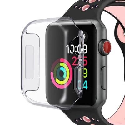 Apple watch 40mm 透明保護軟殼