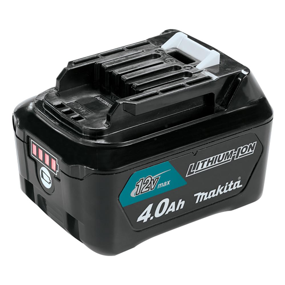 【MAKITA牧田】BL1041B(12V鋰電充電電池4.0Ah)