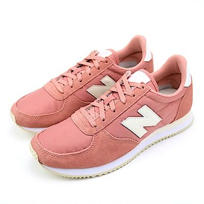 NEW BALANCE-女休閒鞋WL220RA-B-粉