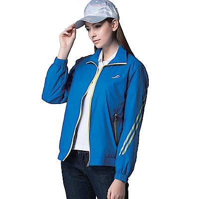 聖手牌 外套 藍色系保暖運動休閒輕便外套